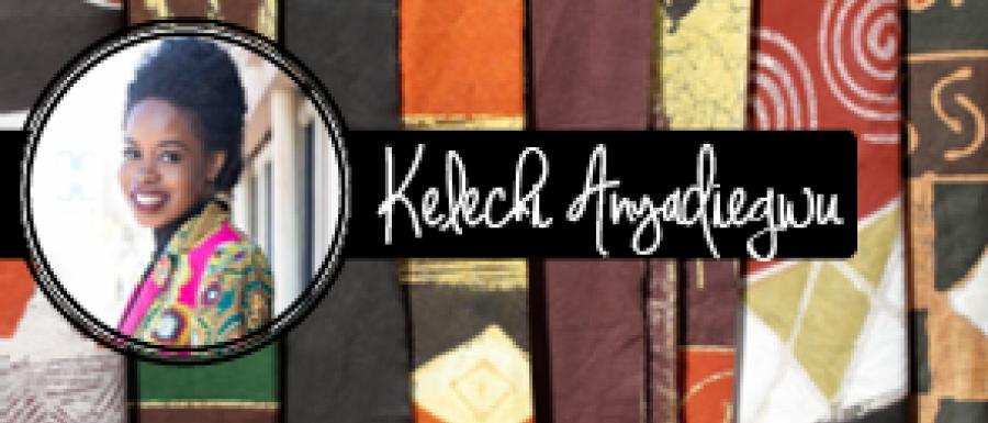 Kelechi Anyadiegwu She Has A Passion For Fashion On The Dot Woman